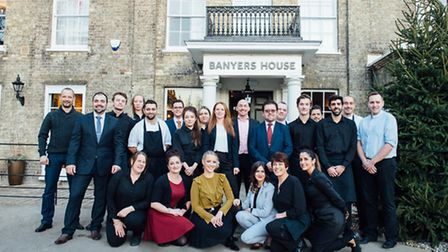 The Banyers House team.