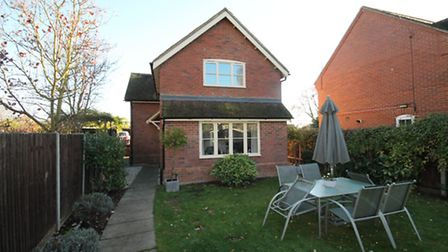 Orchard Cottage, Shephall Green