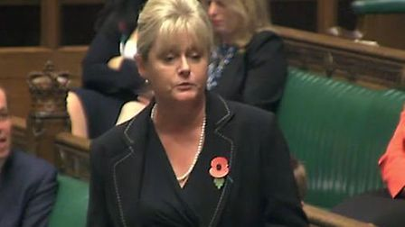 """St Albans MP Anne Main says she is """"very disapointed that the SLP has stalled"""""""