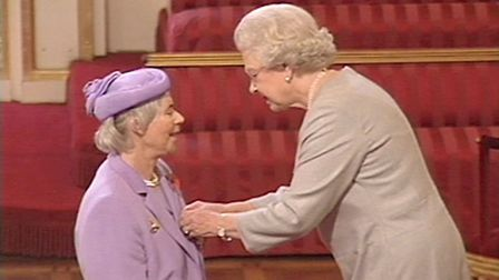 In 2003 she received an OBE for her work on Holocaust education.