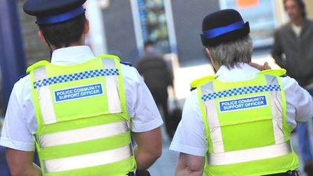 The crackdown on crime session takes place tomorrow in Royston.