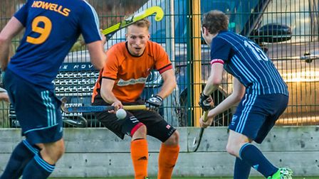 James Champion scored for the 2nds as they picked up their first win of the year against Reading. Pi