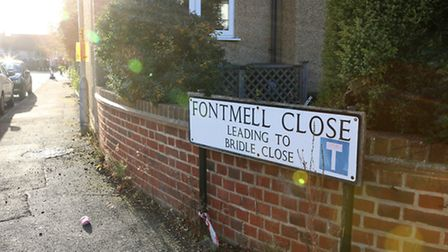 Re-opening of Fontmell Close, St Alban's, AL3 5HU after repairs following a sinkhole.
