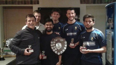 St Albans won the Choice Cricket Indoor League Division One title for the fourth time in five years