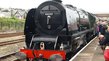 The Duchess of Sutherland - picture by Richard Kirk.