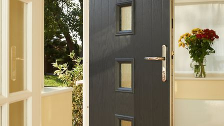 Composite doors are expected to overtake uPVC in the popularlity stakes