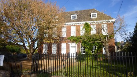 Brook House in St Neots has come onto the market