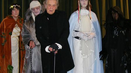 Offord Players will present A Christmas Carol