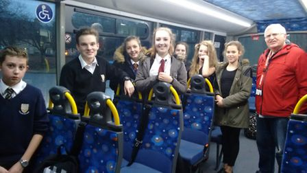 Students taking part in Melbourn Village College's evening enrichment activities have been getting l