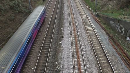 Network Rail has blamed commuters for travel disruption.