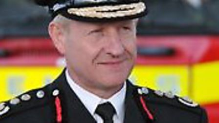 Herts chief fire officer Roy Wilsher on fatal collision with Royston fire engine : This is a tragic
