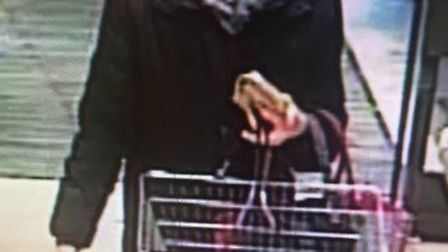 Police are appealing for information following a theft in Waitrose, Huntingdon