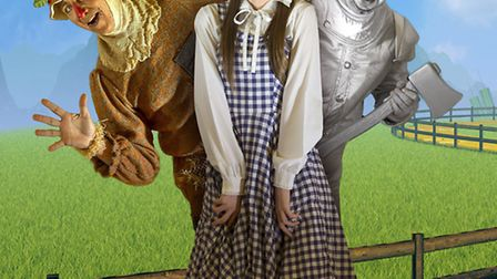 The Wizard of Oz runs from January 11-15
