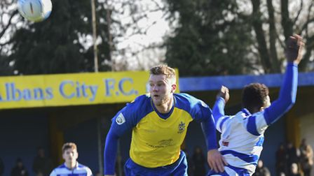 Josh Hill has joined Chelmsford City. Picture: BOB WALKLEY