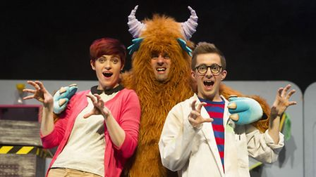 Monstersaurus! comes to The Alban Arena on Thursday, February 16 [Picture: Alastair Muir]