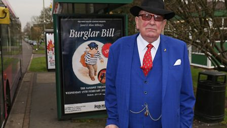 70-year-old Desmond Coyle has had to wait for a bus for more than an hour on multiple occasions.