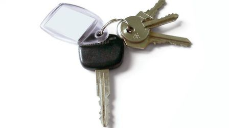 Do you know where your spare keys are?