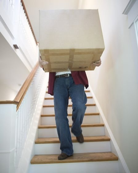 Moving house needn't be (too) stressful