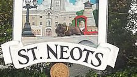 St-Neots-sign