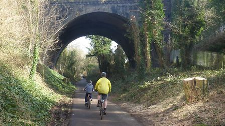 Alban Way. Photo courtesy of Peter Wares