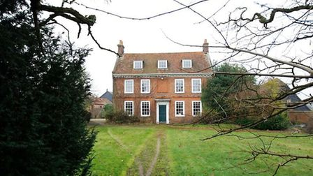 The Manor House dates back to 1728. It was recently for sale with an asking price of £1.1m