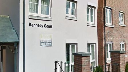Kennedy Court in Fish Hill, Royston. Picture: Google Street View
