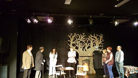 Breakaway Theatre Company's production of Uncle Vanya at the Maltings Arts Theatre in St Albans