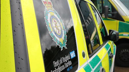 Woman treated for serious injuries after collision near St Neots
