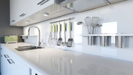 Kitchens of distinction: Achieving a spotless finish isn't as easy as it looks