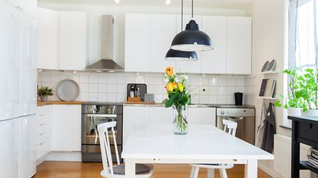 Karen and Alison's tips will help keep your kitchen clutter under control