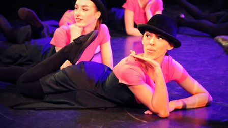 Olivia Gavigan, a school girl from Radlett, has gained a place in the West End Kids performance trou