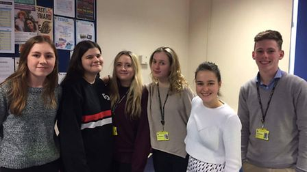 Team Eclipse, students in Year 12 from St Albans Girls' School