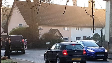 There are calls for action over this crossing in Bassingbourn.