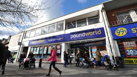 Poundworld in St Albans