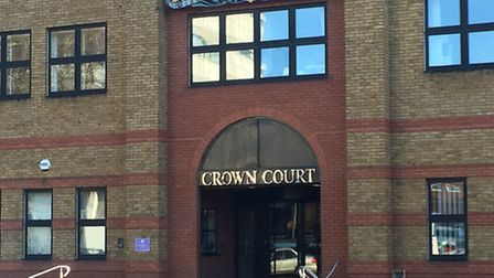 St Albans Crown Court, where the man was sentenced for the breach