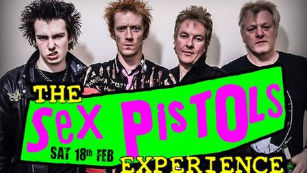 The Sex Pistols Experience can be seen at The Horn in St Albans