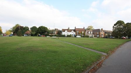 Lower Green is at the heart of Tewin