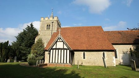 St Peter's Church dates back to 1086AD