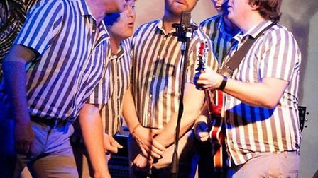 The Bootleg Beach Boys will be bringing this hits of The Beach Boys to The Alban Arena in St Albans
