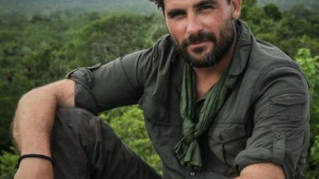 Best-selling author, photographer and TV presenter Levison Wood will be appearing at The Alban Arena