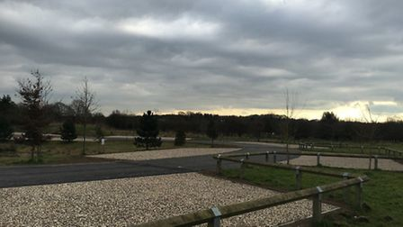 The main car park in Heartwood Forest is now open again.