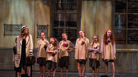 Rare Productions will bring musical Annie to The Alban Arena stage in St Albans