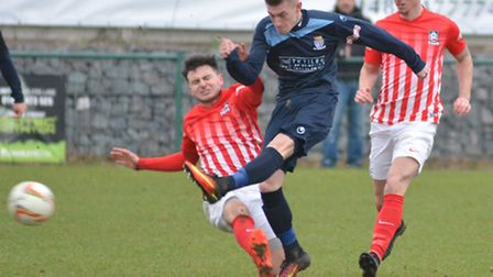 Tom Knowles had a hand in two goals for St Neots Town in their win against Kings Langley.