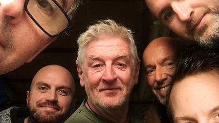The Saw Doctors will appear at the Cambridge Junction
