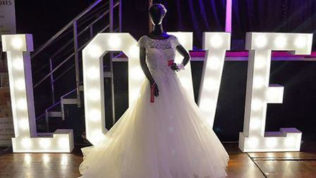 The Hertfordshire Wedding Fair comes to The Alban Arena on Sunday, March 5