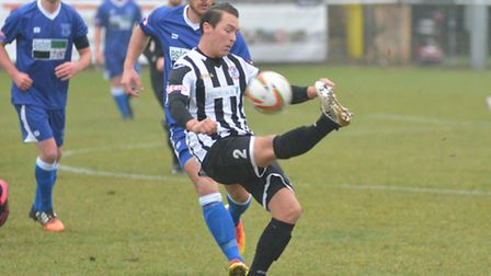 Harry O'Malley has been released by St Ives Town.