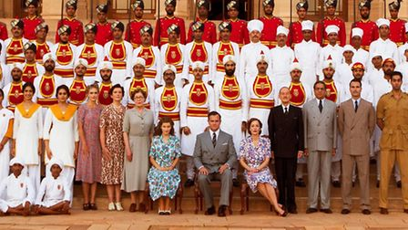 Viceroy's House is out in cinemas now.