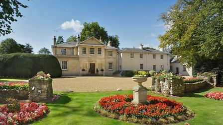 Alwalton Hall the areas newest beauty and wellness sanctuary, will open at the end of March.