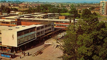 Looking back: Stevenage town centre of old