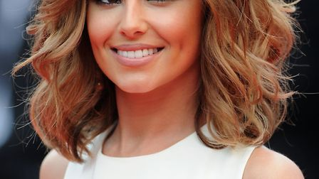 Fresh start: Cheryl's Radlett home is now on the market